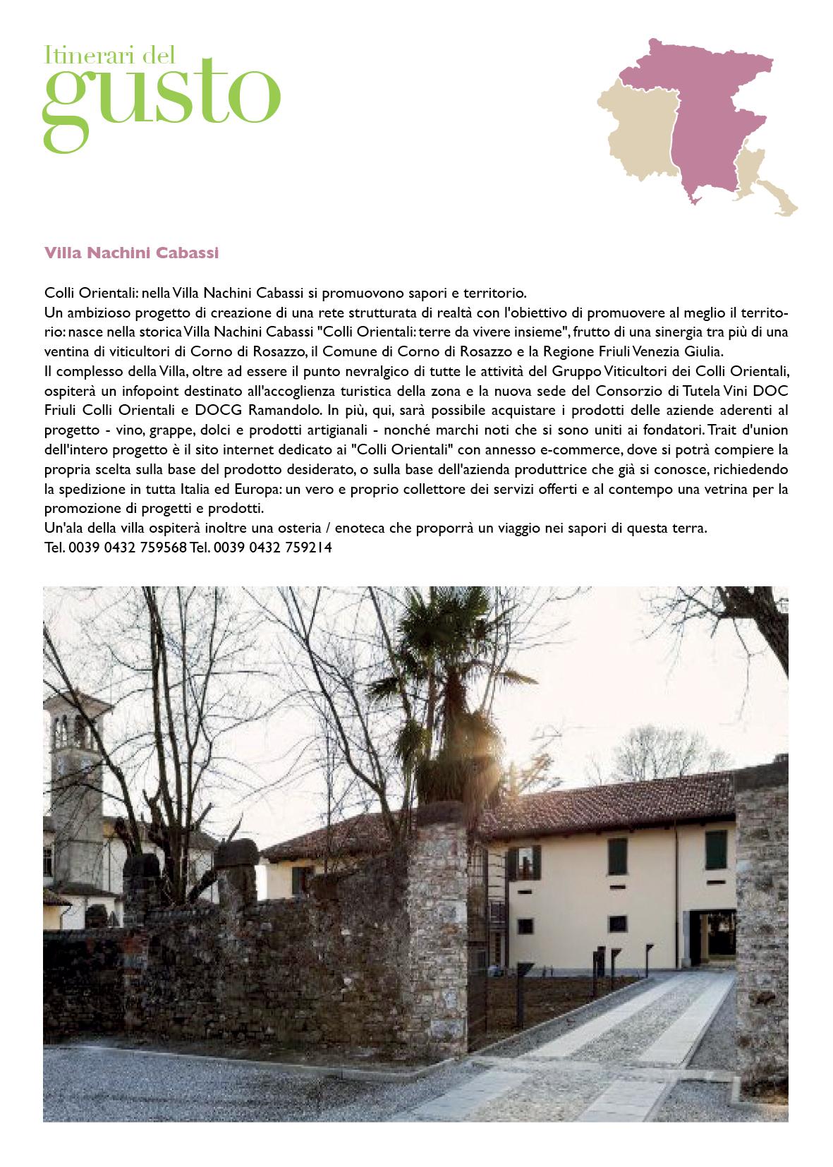 ITINERARI DEL GUSTO 2018-19 pagine singole36