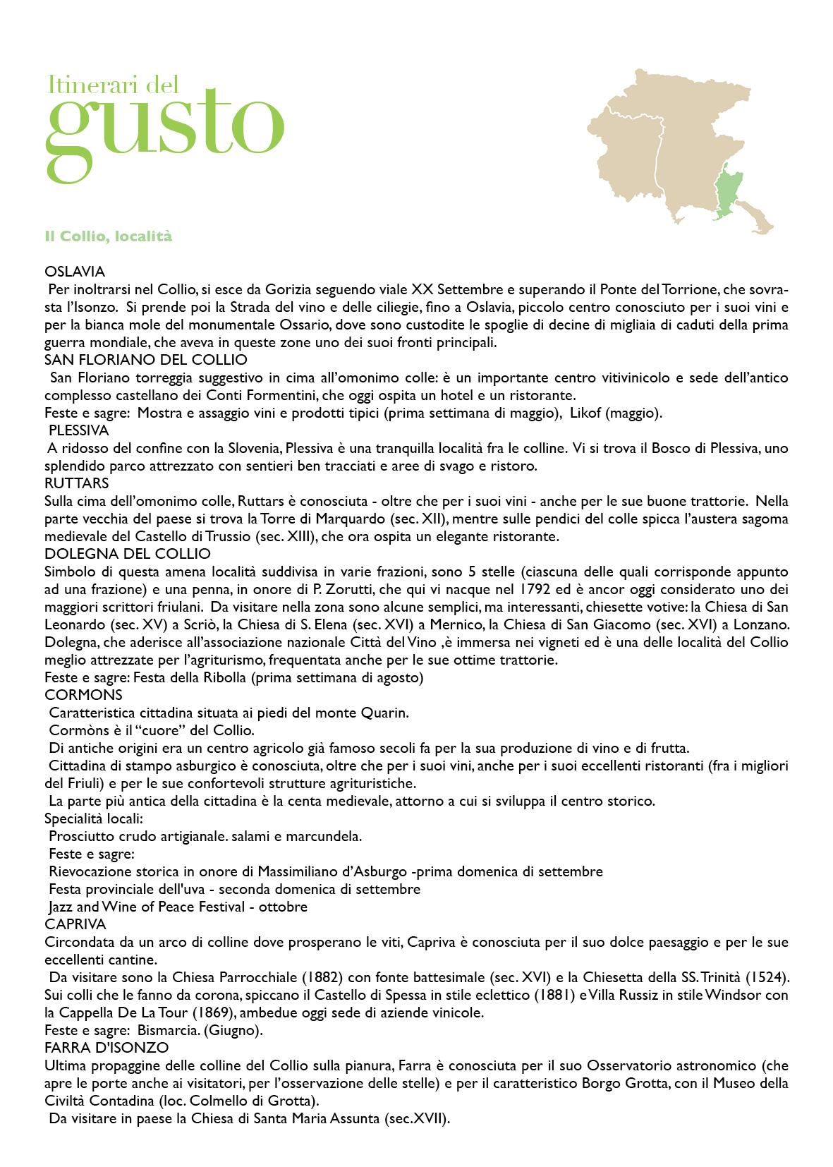 ITINERARI DEL GUSTO 2018-19 pagine singole54